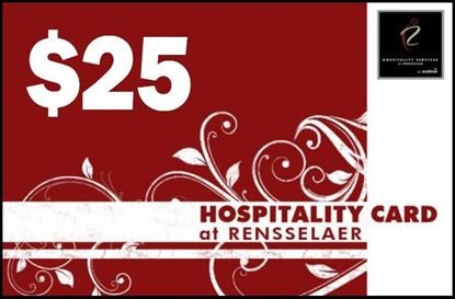 $25 Hospitality Services Cash Card