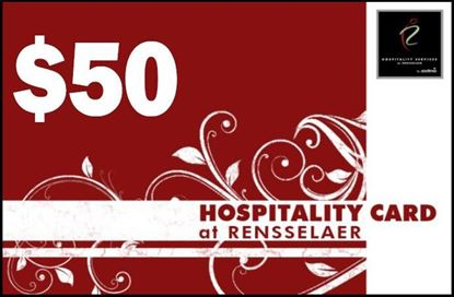$50 Hospitality Services Cash Card