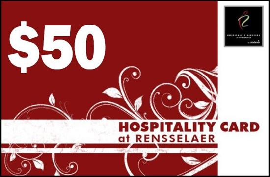 50 Hospitality Services Cash Card